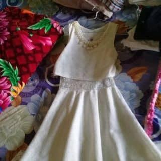 Đầm ren  cổ đính hạt cườm của hongtham145 tại Lâm Đồng - 2970952