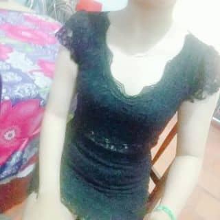 Đầm ren đen hỡ lưng của lelinh2611 tại Bình Dương - 2650121