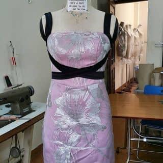 Đầm ren hồng của nguyentulinh7 tại Hồ Chí Minh - 2960028