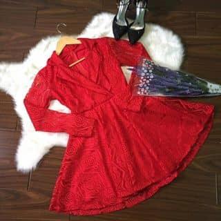 Đầm ren siêu đẹp,hàng có sẵn nha khách của trantham61 tại Hồ Chí Minh - 2460595