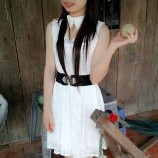 Đầm ren trắng thời trang của vocamtien tại 4 - 6 Hoàng Văn Thụ, Thị Xã Bạc Liêu, Bạc Liêu - 1003541