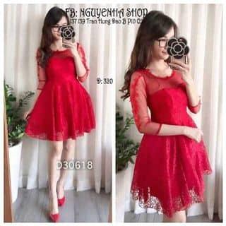 Đầm ren xòe của tieuha2 tại Lâm Đồng - 2060447