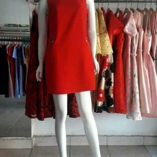 Đầm Sát Nách Khóa Túi của hien6868 tại Hồ Chí Minh - 2897767