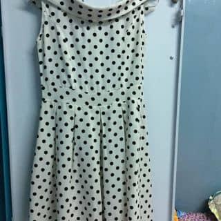 Đầm suông chấm bi của annhienvidieu tại Hồ Chí Minh - 2800736