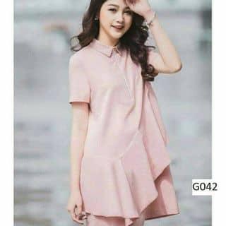Đầm suông cổ petter phối lai bèo của votuyetnhung1 tại Quảng Ngãi - 2766037