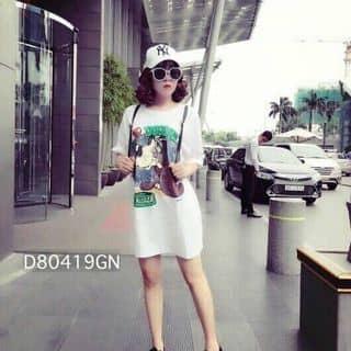 Đầm suông in hình hàng QC   của suhouse tại Hồ Chí Minh - 3411232