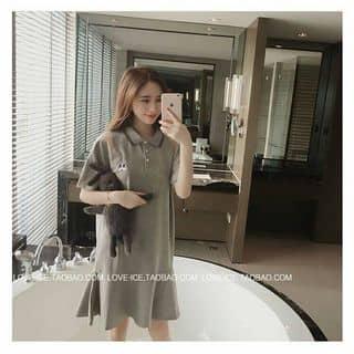 Đâm suông xám của myhanhshop0936128726 tại 40 Võ Văn Tần, phường 6, Quận 3, Hồ Chí Minh - 673763