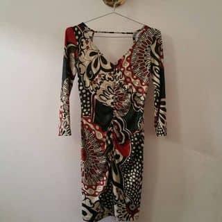 Đầm thun thiết kế hở lưng của oona tại 390 Nguyễn Trọng Tuyển, Phường 2, Quận Tân Bình, Hồ Chí Minh - 2801976