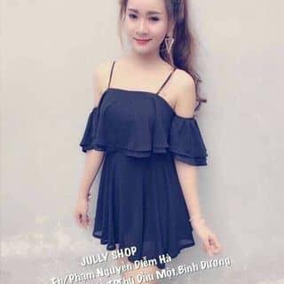 ❤️ đầm trễ vai của khanhhoaanh tại Tô Hiến Thành,  TT. Vạn Giã, Huyện Vạn Ninh, Khánh Hòa - 2674269