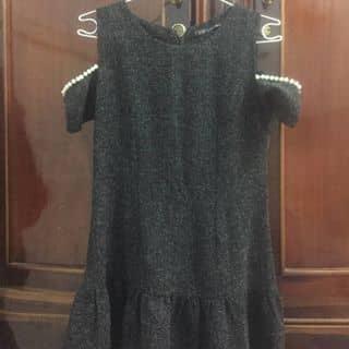 Đầm vai rớt đính hạt của vumyha117 tại Quảng Ngãi - 3886979