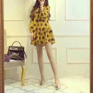 Đầm vàng hướng dương của sunny3bie16 tại 30 Trần Bá Giao, phường 5, Quận Gò Vấp, Hồ Chí Minh - 3172172