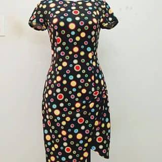 Đầm vạt xéo đôi chấm bi của totrangdai tại Hồ Chí Minh - 3172956