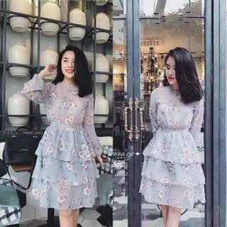 Đầm voan hoa 3 tầng của ducnhi0412 tại Hồ Chí Minh - 2962914