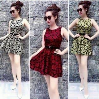 Đầm xòe của shopxinh2017 tại Quảng Nam - 2839220