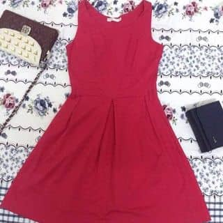Đầm xoè màu đỏ của duongmylinh278 tại Hồ Chí Minh - 3268614
