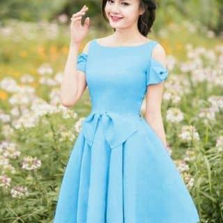 Đầm xoe nơ của nhunghong215 tại Hồ Chí Minh - 1293360