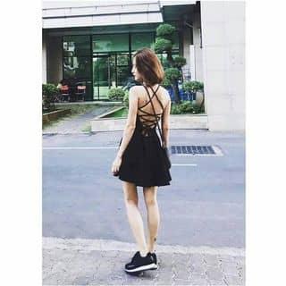 Đầm yếm hở lưng😍 của thuytrang234tt tại Hồ Chí Minh - 3186181