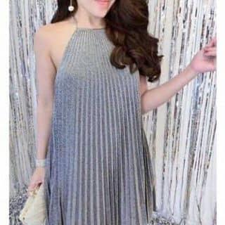 Đầm yếm xếp li của thuytrang234tt tại Hồ Chí Minh - 3186336