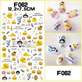 Dán móng sticker 3D khô của nhocjoko2506 tại Quận Tân Bình, Quận Tân Bình, Hồ Chí Minh - 3176574