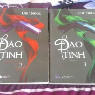 Đạo tình (Chu Ngọc) - trọn bộ 2 cuốn của nguyenphuong331 tại Quảng Bình - 816402