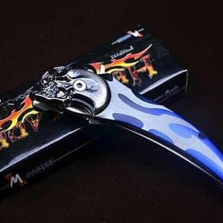 dao xếp đâu lâu Hell Blade của thanhnguyen1199 tại Shop online, Huyện Châu Thành, Tiền Giang - 3370552