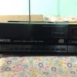 Đầu CD Kenwood CDP-1100II của lenguyen346 tại 21 Tân Thới Hiệp 7, Tân Thới Hiệp, Quận 12, Hồ Chí Minh - 2707172
