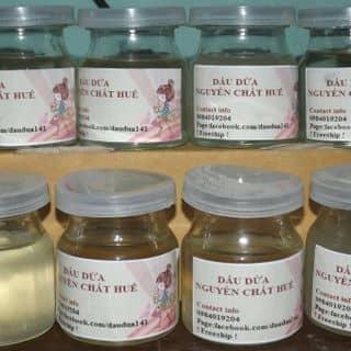 Dầu dừa nguyên chất Huế 100% của hoangquan1411 tại Thừa Thiên Huế - 1900521