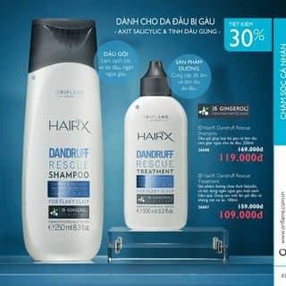 Dầu gội Hairx Dandruff Rescue Shampoo giảm giá của lenhung148 tại Nam Định - 1817491