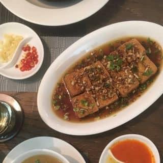 Đậu hũ chiên cải muối của joon tại 25 Nguyễn Trãi, Bến Thành, Quận 1, Hồ Chí Minh - 3181545