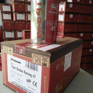 Dầu nhớt wolver racing 4T nhập khẩu từ Đức của khoavalentino tại Hồ Chí Minh - 2668040