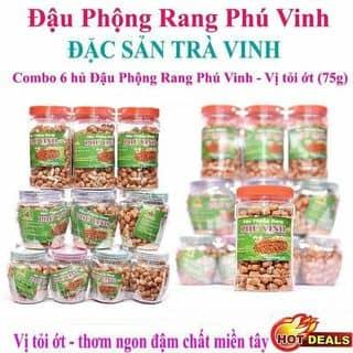 Đậu phộng rang tỏi ớt của nguyenmyanh27 tại Chợ Trà Vinh, phường 3, Thị Xã Trà Vinh, Trà Vinh - 5462793