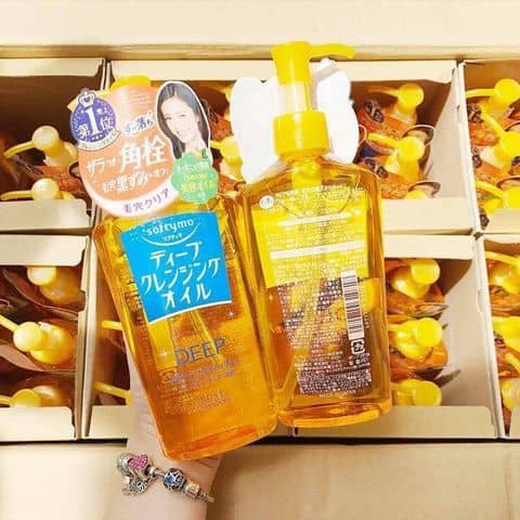 Dầu tẩy trang Kose Softymo Cleansing Oil 230ml - Nhật Bản 2