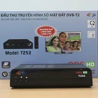 Đầu thu kts DVB-T2 của lehieu295 tại Hồ Chí Minh - 2538450