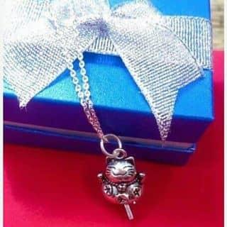 Dây bạc mèo thần tài của ngocduyen0909 tại Hải Dương - 2566537