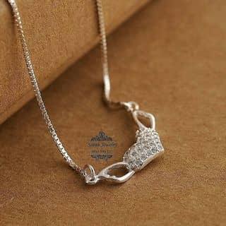 Dây chuỳen 3 tim bạc 925 cao cấp của sarahjewelry.vn tại Hồ Chí Minh - 2461966