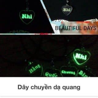 Dây chuyền dạ quang 💓 của nganthai13 tại Hồ Chí Minh - 2897907