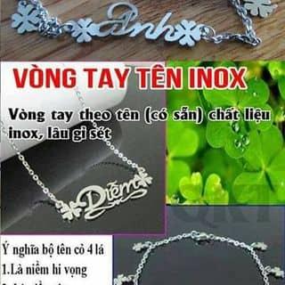 Dây Chuyền Inox theo tên của luanthinh tại 69, 30 Tháng 4, Thành Phố Mỹ Tho, Tiền Giang - 1188166
