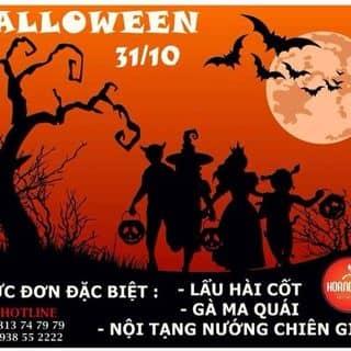 Đêm Hội Halloween 2016 của hoanganhres tại Số 5 Nguyễn Tri Phương -Minh Khai- Hồng Bàng- Hải Phòng, Quận Hồng Bàng, Hải Phòng - 1515106