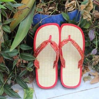 Dép chiếu quai gấm đỏ  của depchieuhoian tại Hồ Chí Minh - 2964233