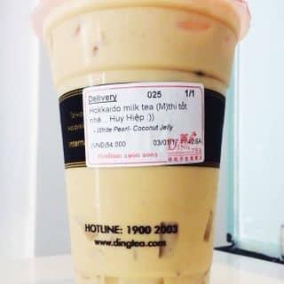 Ding Tea Hokkaido Milk Tea của dingteahue tại Thừa Thiên Huế - 2372444