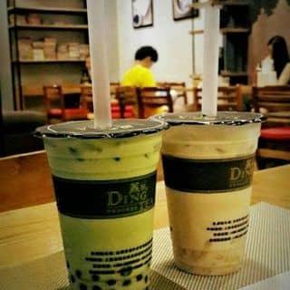 Ding tea milk peach & chocolate của hauduc4 tại 110 Hàm Nghi, Thành Phố Hà Tĩnh, Hà Tĩnh - 1449678