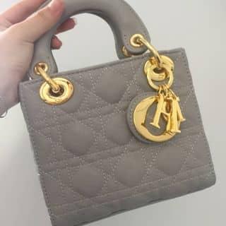 Dior da dê khoá mạ vàng của trinhhoang26 tại Trà Vinh - 1007487