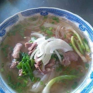 Đồ ăn sáng: PHỞ BÒ của songjanki tại 45 Lý Tự Trọng, xuân an 2, Chợ Lầu, Huyện Bắc Bình, Bình Thuận - 1535301
