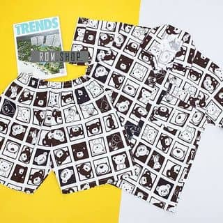 Đồ bộ pijama Gấu nâu của ainhiquachtran tại Cần Thơ - 2057615