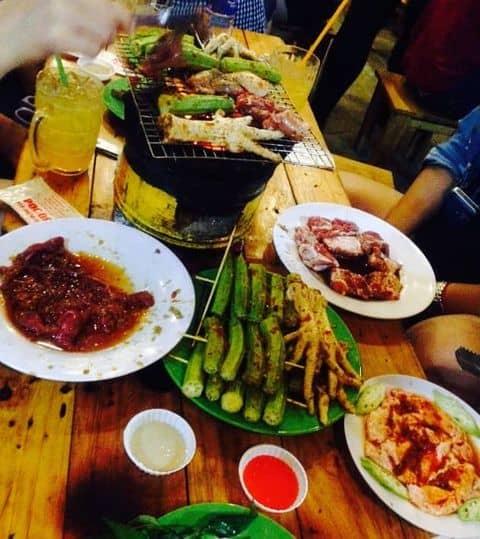 Đồ nướng - 140297 nguyenthithao224 - Happy BBQ - Xiên Nướng Đồng Giá - 146  Lý
