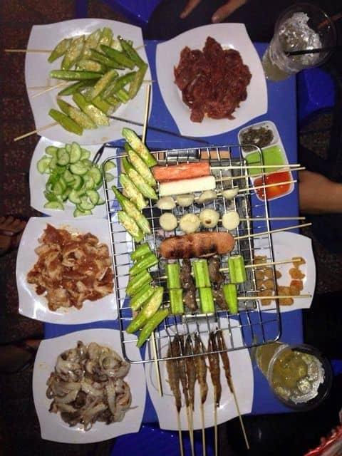 Đồ nướng - 169498 phuongnguyen85 - Happy BBQ - Xiên Nướng Đồng Giá - 146 Lý