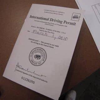 Đọc bài này bạn sẽ biết tại sao nên đổi bằng lái quốc tế IAA của doibanglaixequoctetphcm tại Hồ Chí Minh - 2662020