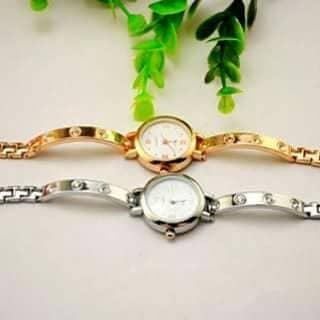Đồng hồ 110k nay sale tết nha còn 95k 95k sale đến ngày 15/12 nhoa của tranmo5 tại Tiền Giang - 2063141