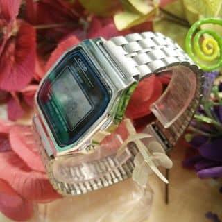 Đồng hồ Casio bạc chống nước của chikkenbaby tại Bà Rịa - Vũng Tàu - 2770537