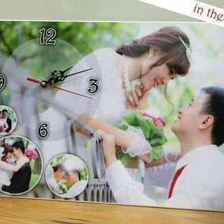 Đồng hồ để bàn in hình theo yêu cầu của doremi123 tại Lâm Đồng - 2443471